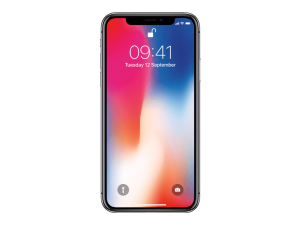 Apple iPhone X Zilver 64GB
