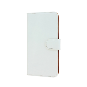 Wallet Case Wit/Zwart