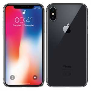 Apple iPhone X Black