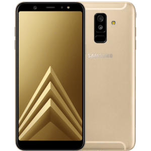 Samsung Galaxy A6+ 2018 Gold