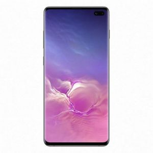 Samsung Galaxy S10 Plus Zwart
