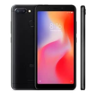 Xiaomi Redmi 6 Black