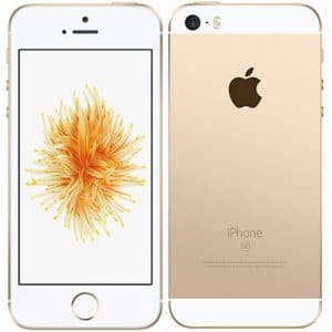 Apple Iphone Se Gold