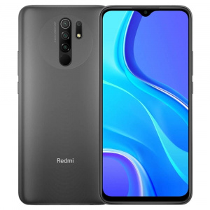 Global Version Xiaomi Redmi 9 6 53 4gb 64gb Smartphone Carbon Grey 906588