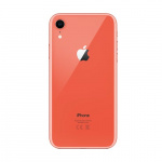 Apple Iphone Xr Coral Achter