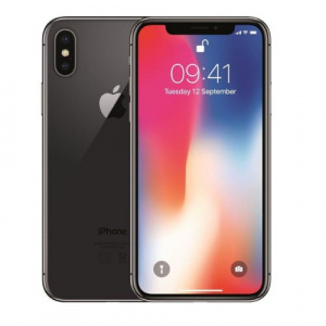 Apple Iphone X Space Grayy